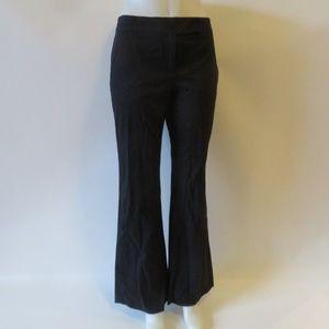 WOMENS THEORY BLACK BOOTCUT PANTS SIZE 10*